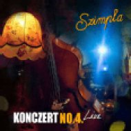 Szimpla Konczert No. 4. Live CD