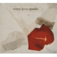When Love Speaks CD