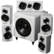 DX-1 SE 5.1 HCP WHITE