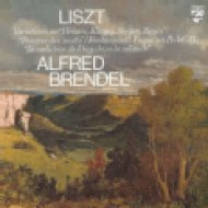"Liszt - Variations on ""Weinen, Klagen, Sorgen, Zagen"" - ""Pensées des morts"" / Fantasy and ... LP"