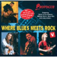 Where Blues Meets Rock 5 CD