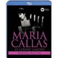 Callas at Covent Garden - London 1962 & 1964 Blu-ray