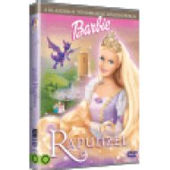 Barbie, mint Rapunzel DVD