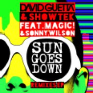 Sun Goes Down (Remix) LP