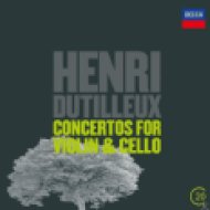 Concertos for Violin & Cello CD
