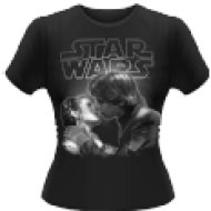 Star Wars - The Kiss T-Shirt Női S