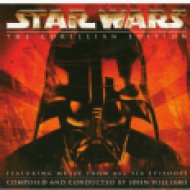 Star Wars - The Corellian Editon (1990) (Csillagok Háborúja) CD