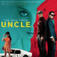 The Man From U.N.C.L.E. (Az U.N.C.L.E. embere) CD