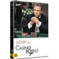 James Bond - Casino Royale (új kiadás) DVD