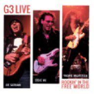 G3 Live - Rockin' in the Free World CD