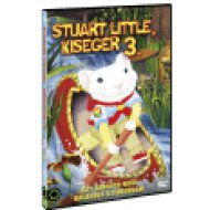 Stuart Little, kisegér 3. DVD