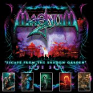 Escape From The Shadow Garden - Live 2014 CD