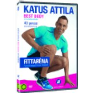 Katus Attila - Best Body FittAréna DVD