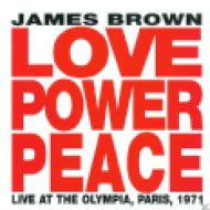Love Power Peace - Live at the Olympia CD