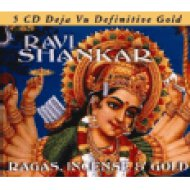 Ragas, Incense & Gold CD