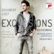 Schubert & Liszt Excursions CD