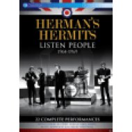 Listen People 1964-1969 DVD