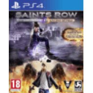 Saints Row IV: Re-Elected & Gat Out Of Hell PS4