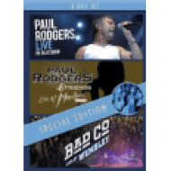Live In Glasgow - Live At Montreux - Live At Wembley (Special Edition) DVD