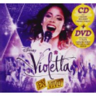 Violetta - En Vivo CD+DVD