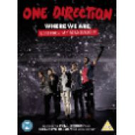Where We Are - Live from San Siro Stadium DVD