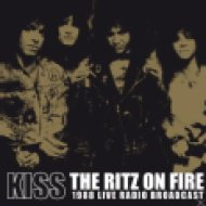 The Ritz on Fire - 1988 Live Radio Broadcast LP