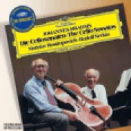 Brahms - Die Cellosonaten, The Cello Sonatas CD