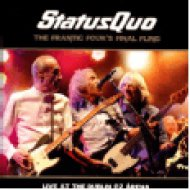 The Frantic Four's Final Fling - Live at the Dublin O2 Arena CD