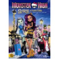 Monster High - Scaris, a paraváros DVD