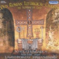 Old Roman Liturgical Chants CD