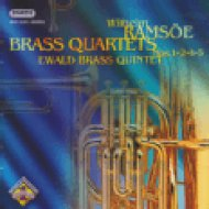 Brass Quartets Nos. 1, 2, 4, 5 CD