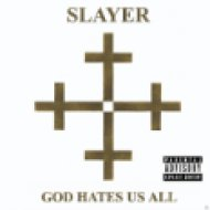 God Hates Us All CD