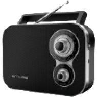 PANASONIC RF 3500 E9 K hordozható rádió, fekete