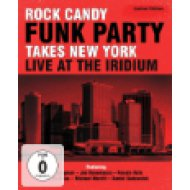 Takes New York - Live At The Iridium (Limited Edition) CD+DVD