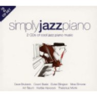 Simply Jazz Piano CD