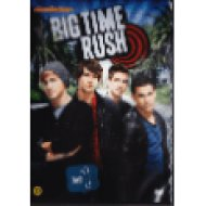 Big Time Rush - 1. évad 1. lemez DVD