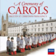 A Ceremony of Carols - Britten at Christmas from King's CD