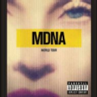 MDNA World Tour CD