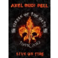 Live On Fire DVD
