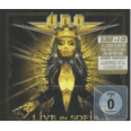 Live In Sofia CD+Blu-ray