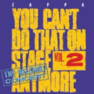 You Can't Do That On Stage Anymore Vol. 2 CD