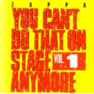 You Can't Do That On Stage Anymore Vol. 1 CD