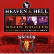 Neon Nights - Live At Wacken 2009 CD