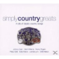 Simply Country Greats CD