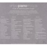 Simply Piano Moods CD