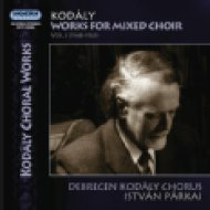 Works for Mixed Choir Vol.3 CD