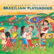 Putumayo - Brazilian Playground CD