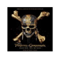 Pirates Of The Caribbean: Dead Men Tell No Tales (CD)