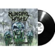 Slime And Punishment (Fekete Vinyl) (Vinyl LP (nagylemez))