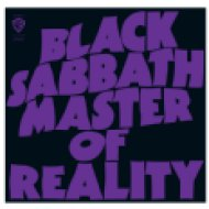 Master of Reality (High Quality, Limited Edition) Vinyl LP (nagylemez)